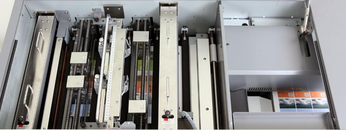 MBM AeroCut Prime Creasing, Slitting, Cutting, and Feeding Units