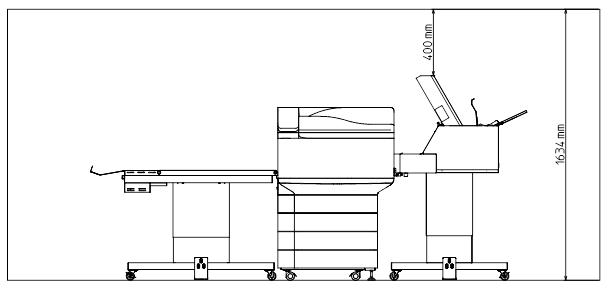 OKI C942DP+ CMYK + White & Color-on-Color Envelope Print