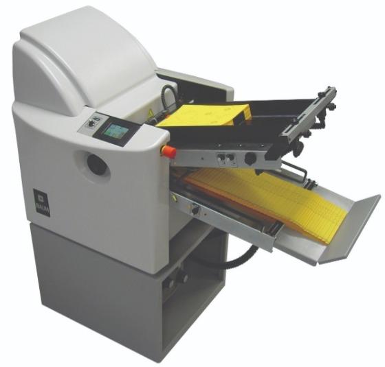 BAUMFOLDER 714XA Autofold Paper Folder