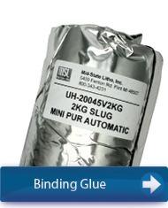 Book Binding Glue EVA and PUR