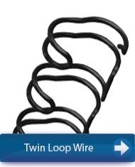 Twin Loop Wire Binding - DuoWire